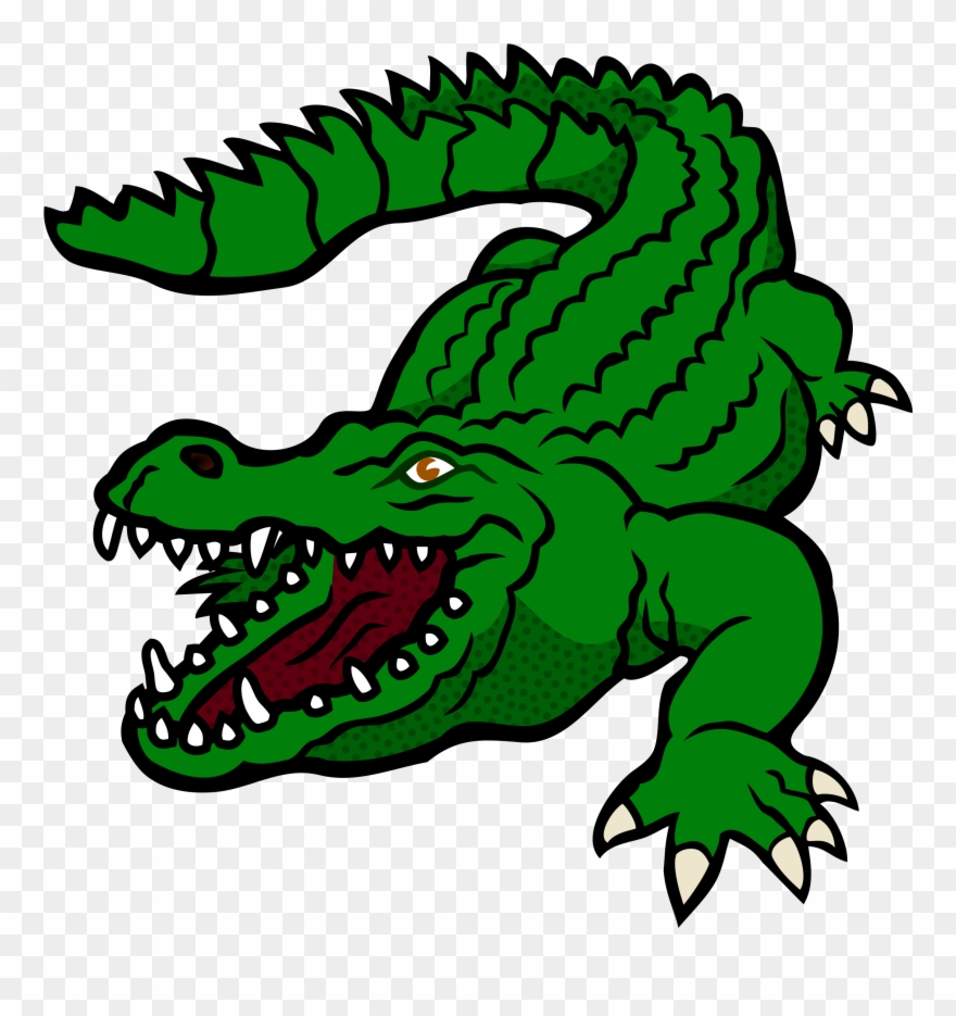 crocodile # 4863600