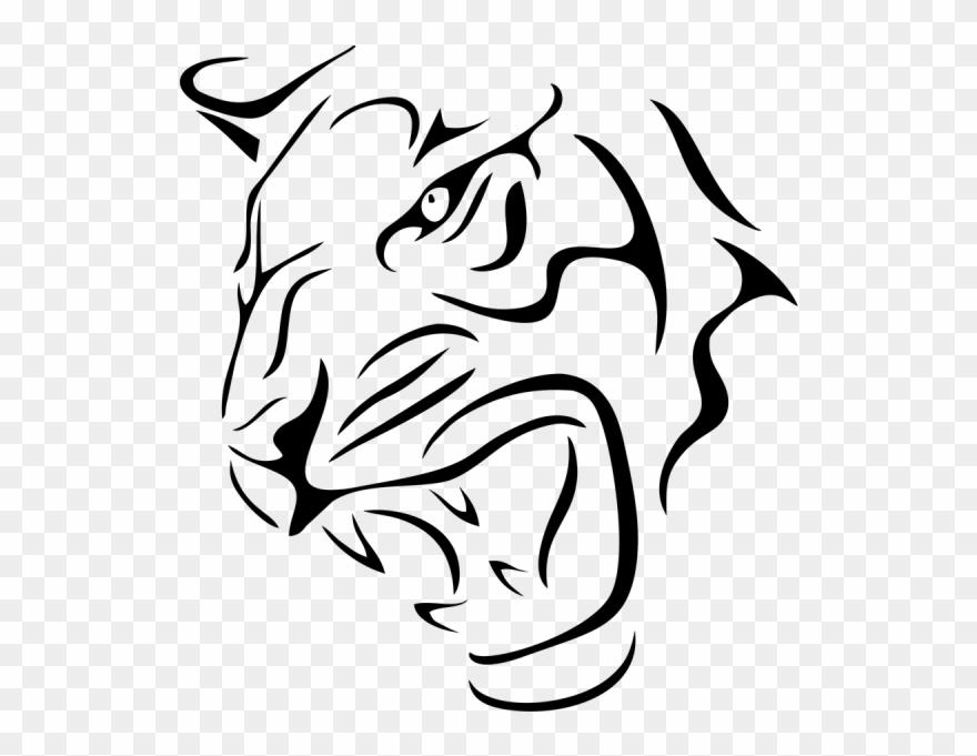 tiger # 4842879