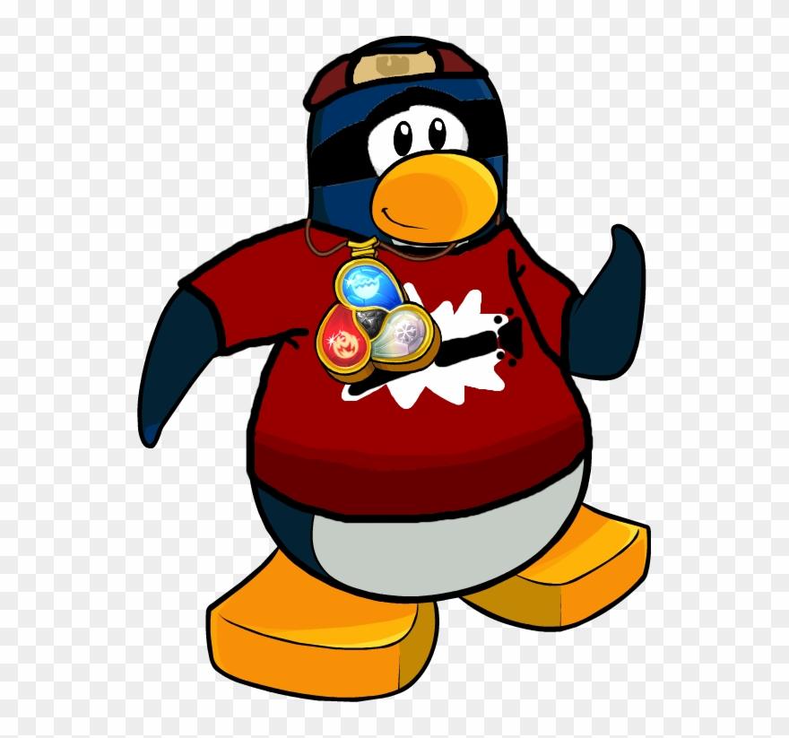penguin # 4845198
