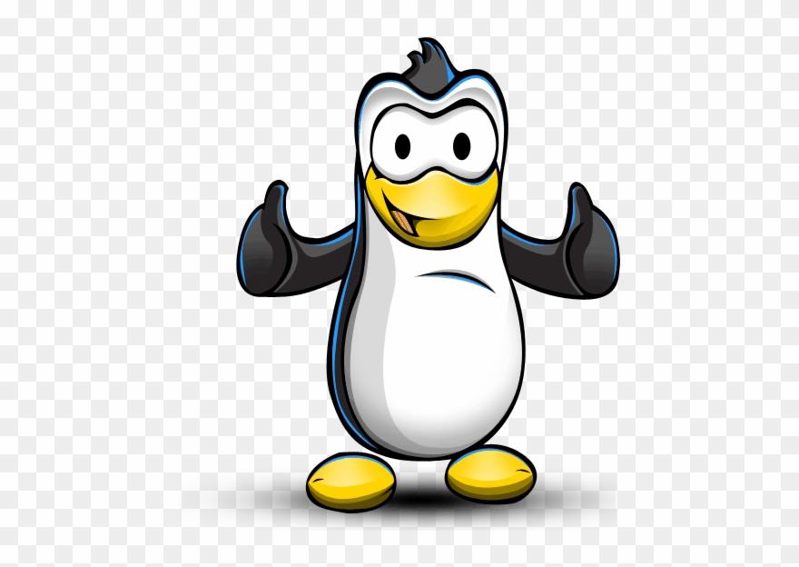 penguin # 4845208