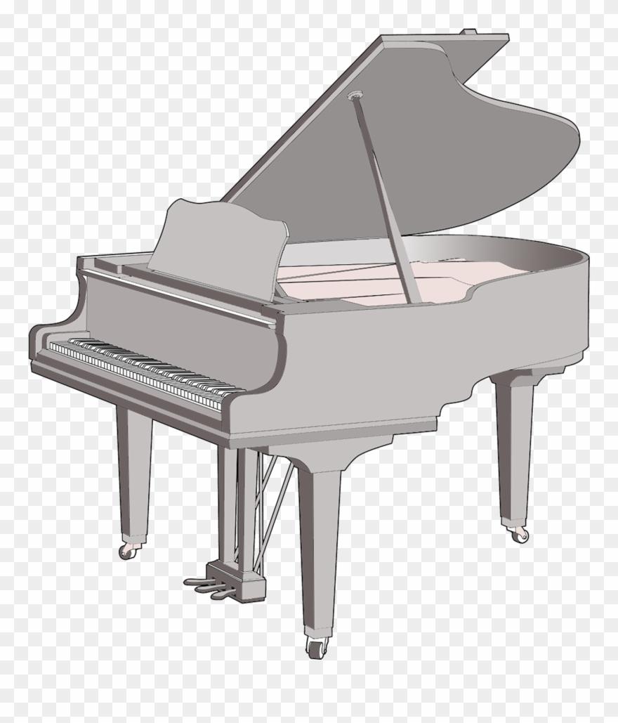 piano # 4844094