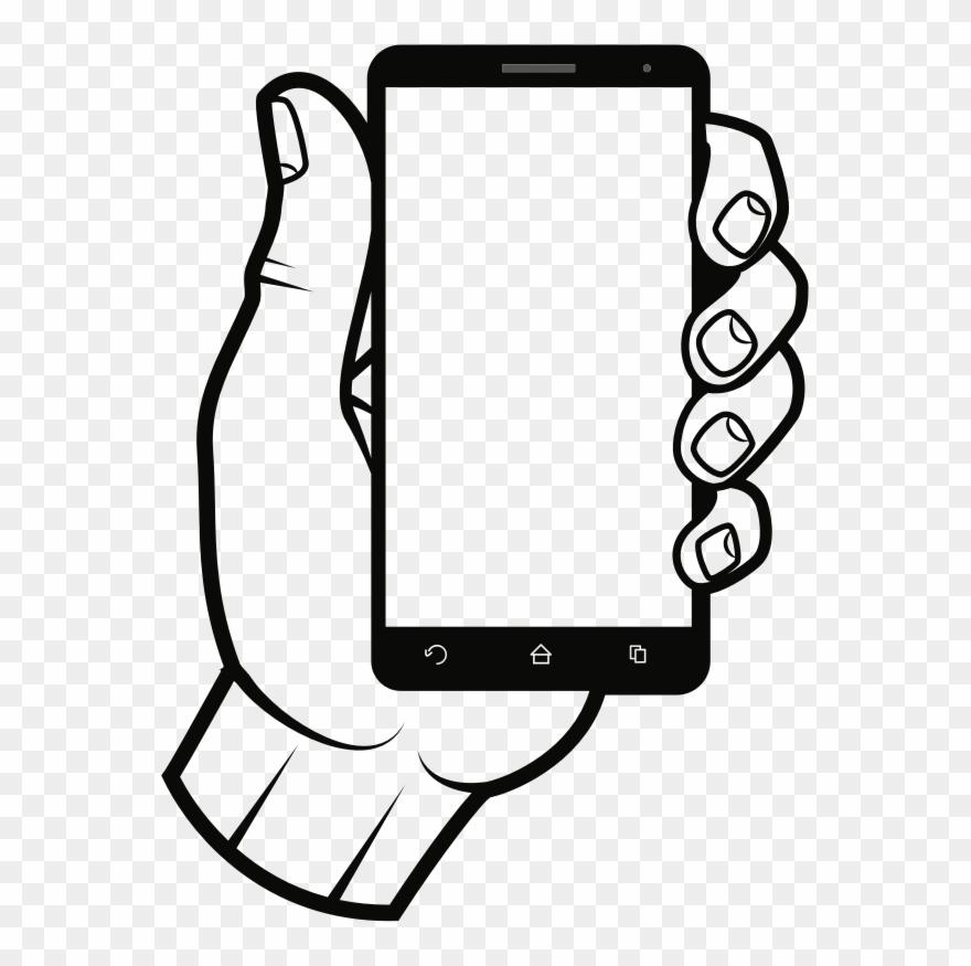 smartphone # 4866905