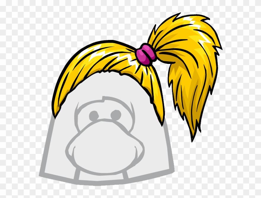 ponytail # 4866239