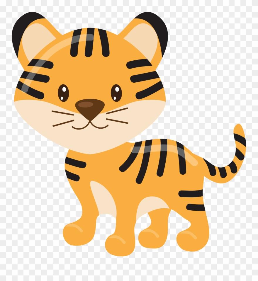 tiger # 4864392