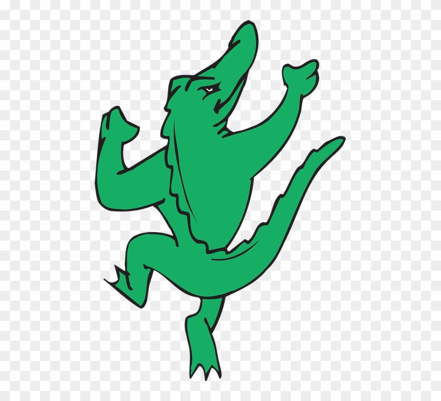 alligator # 4982282