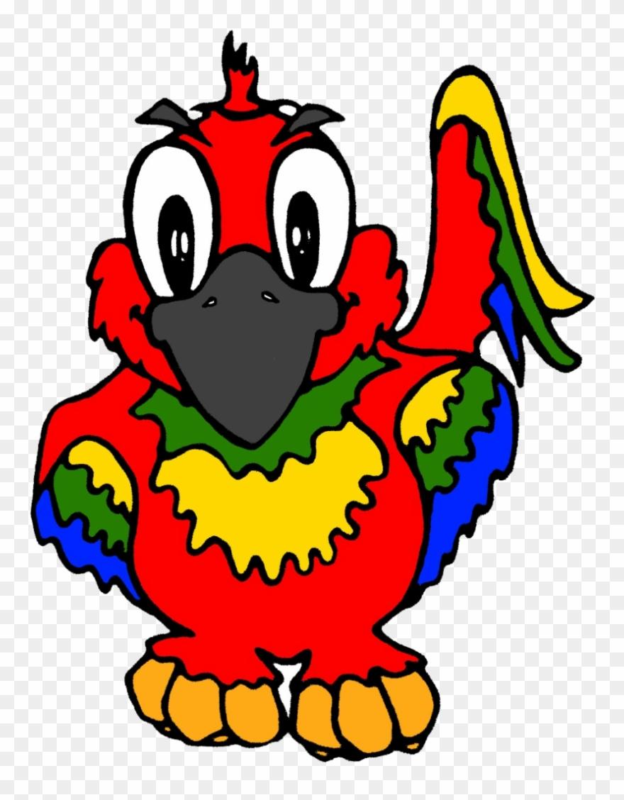 parrot # 4957756