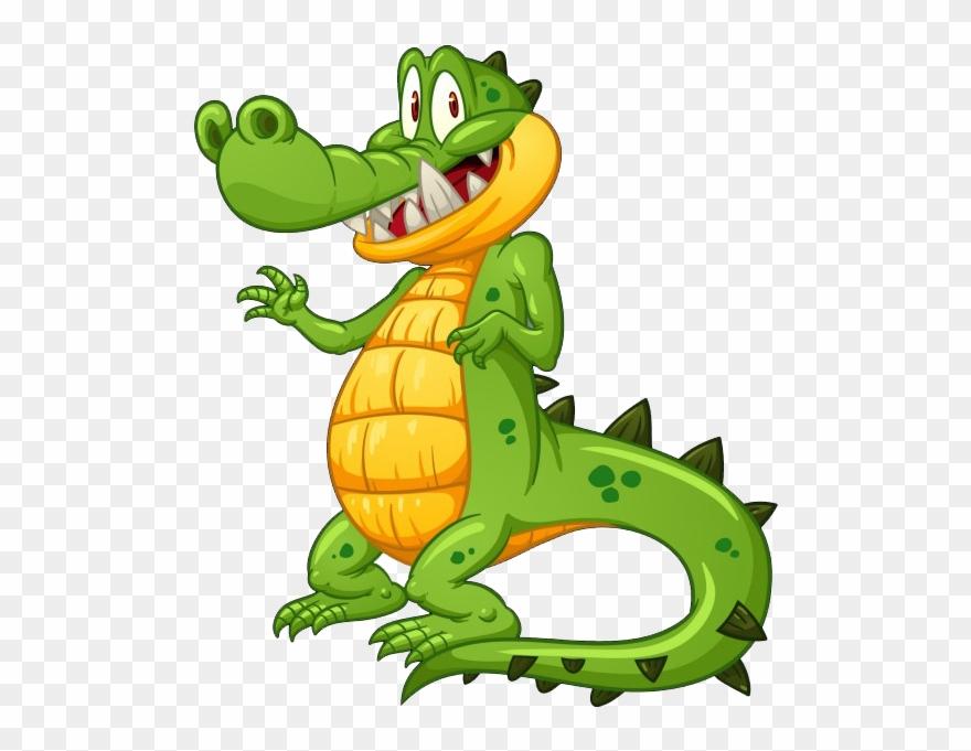 crocodile # 4951809