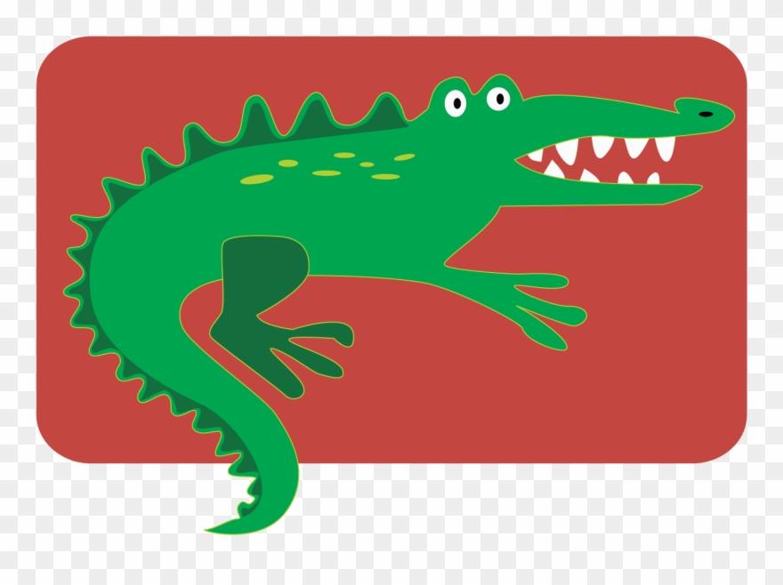alligator # 4937372