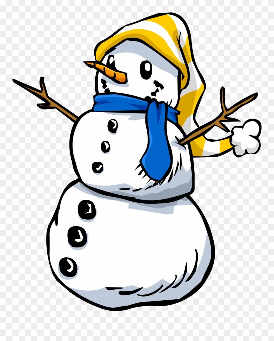 snowman # 4905563