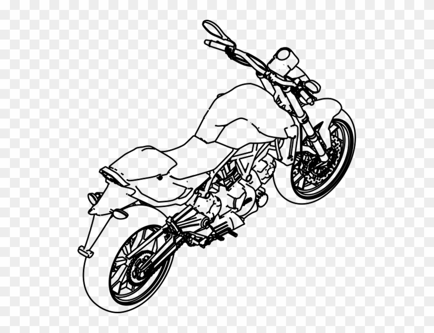 motorcycle # 4916731