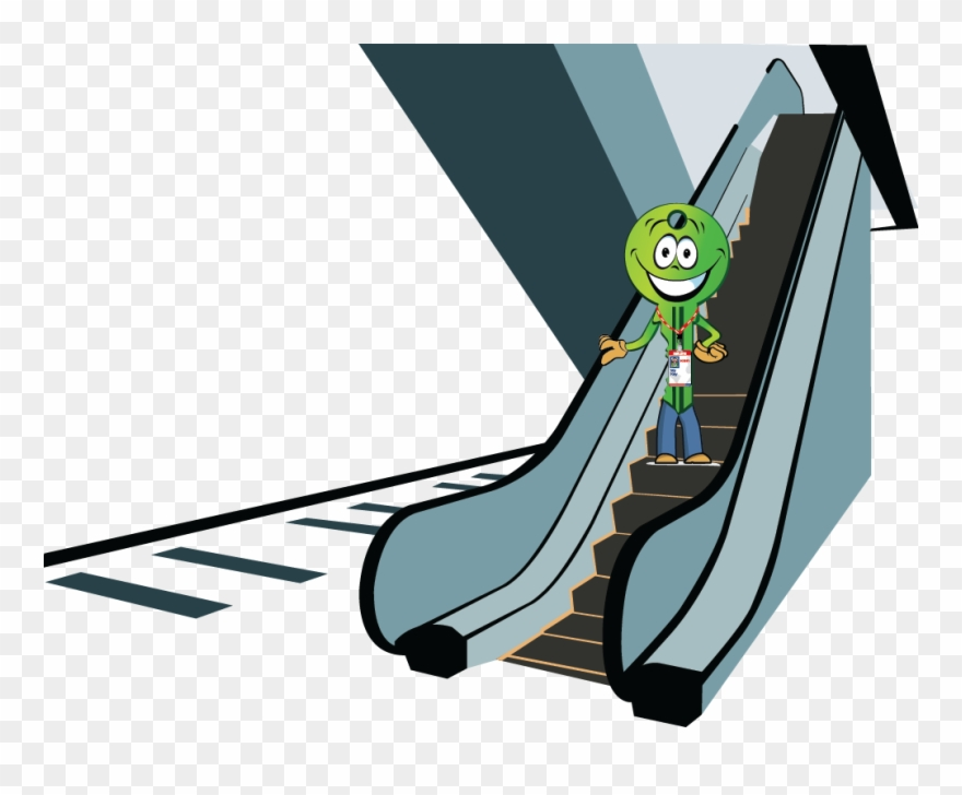 escalator # 4943041