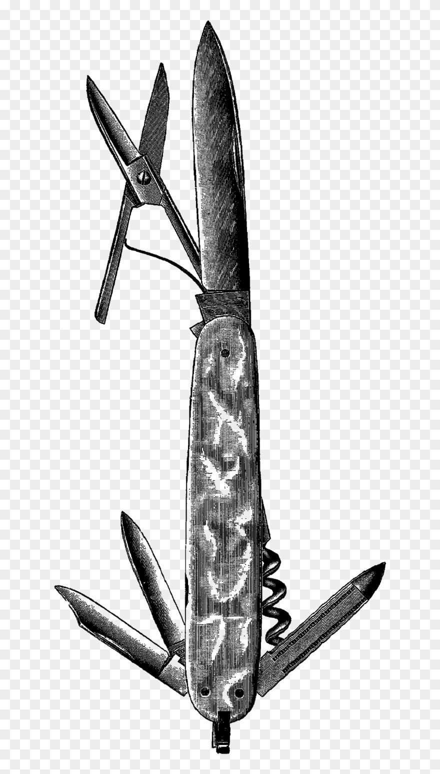 knife # 4922454