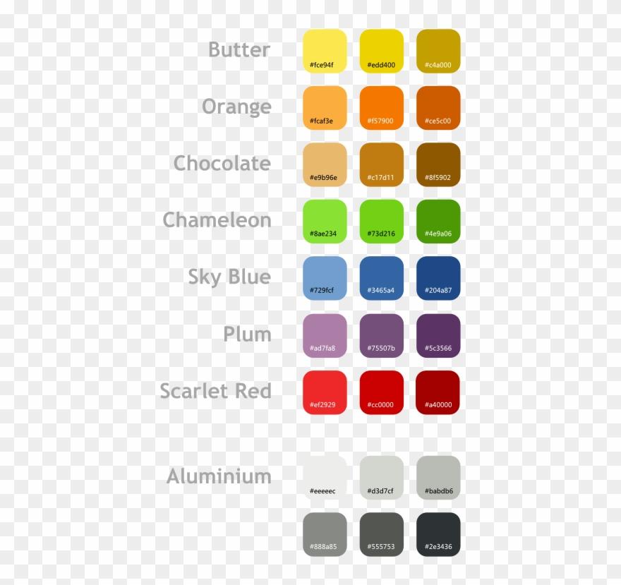 palette # 4925278