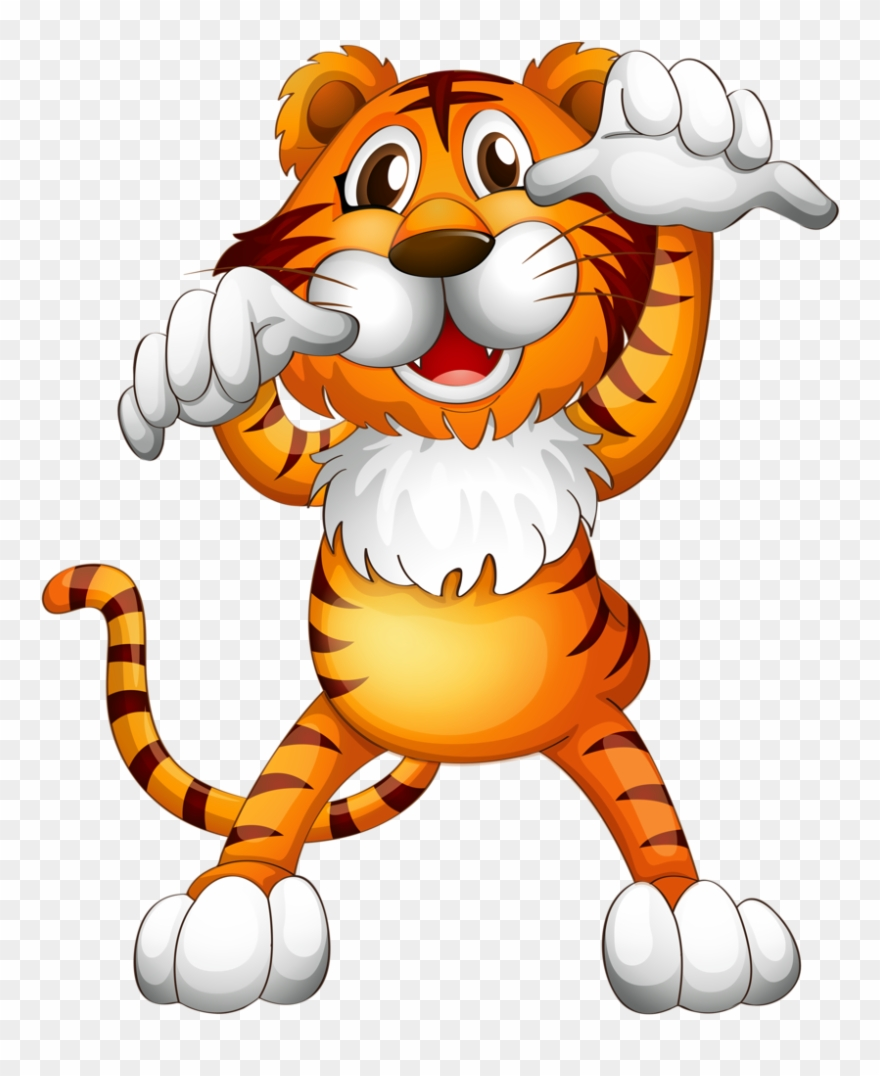tiger # 4884609