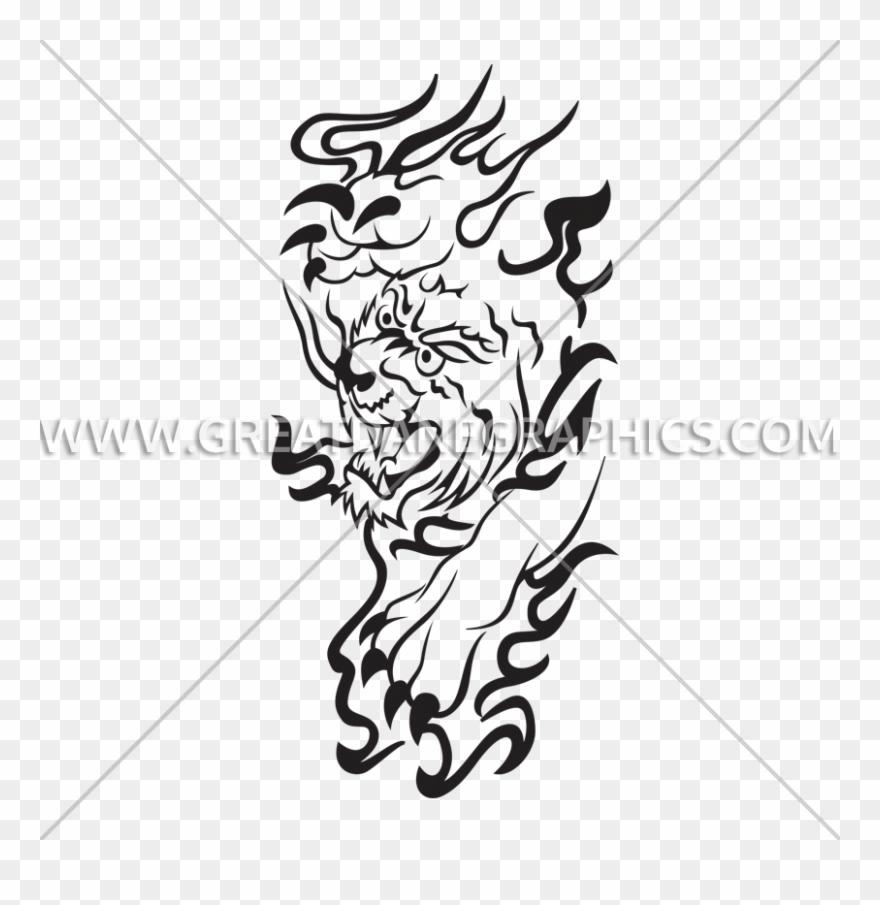 tiger # 4891955