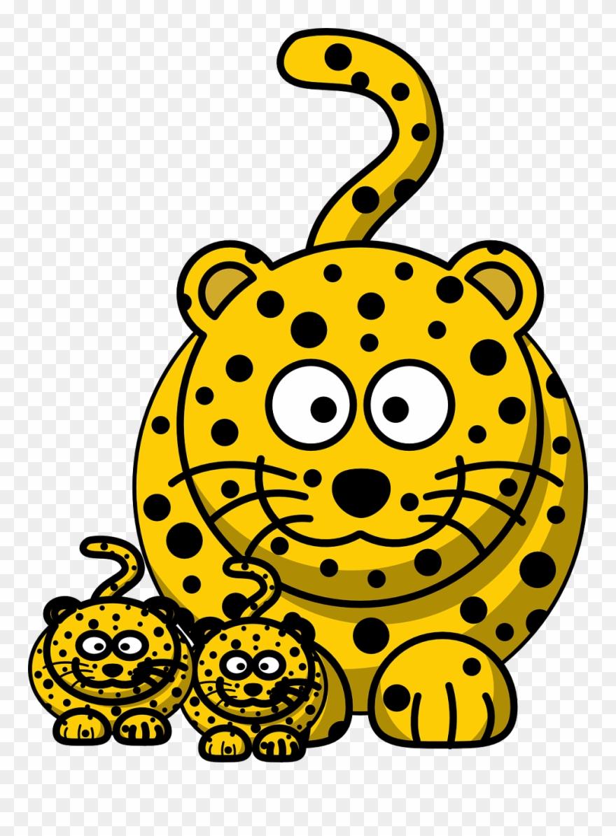 leopard # 4871178