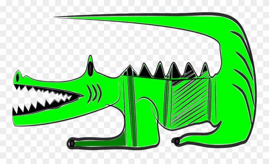alligator # 4872211