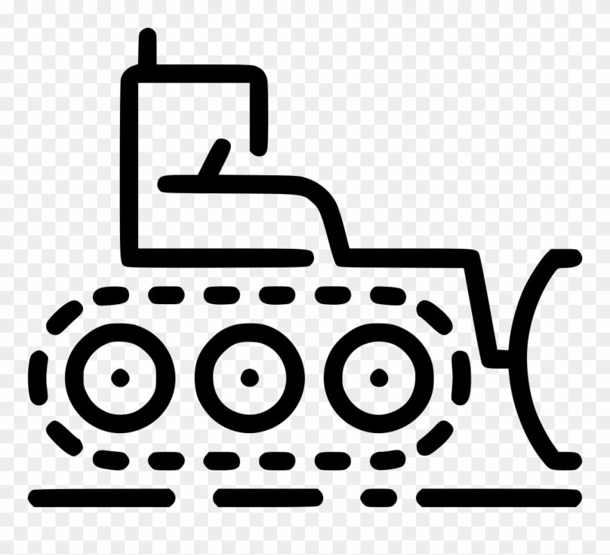 bulldozer # 5167340