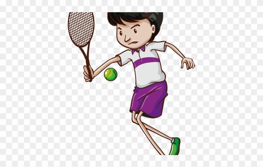 tennis-ball # 4867827