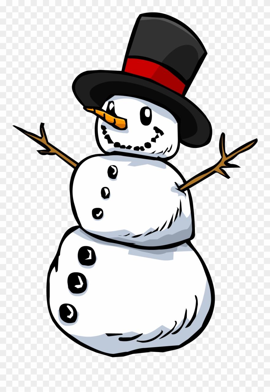 snowman # 4886081