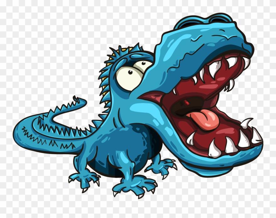 crocodile # 4887945