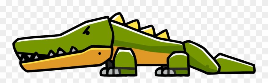 crocodile # 4887961