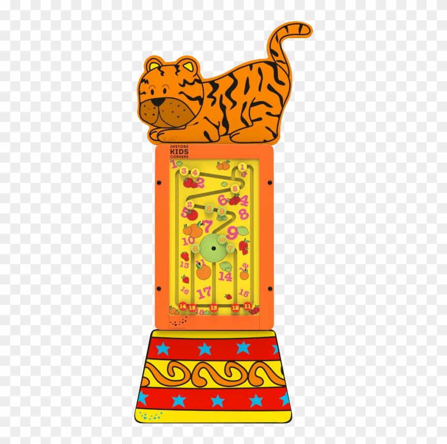 tiger # 4880244