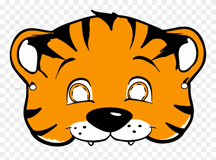 tiger # 4880864