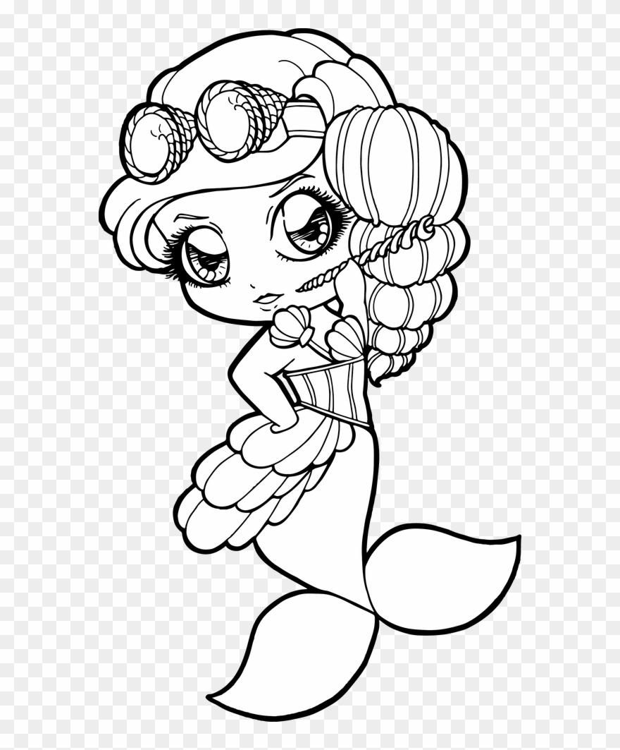 mermaid # 4898536