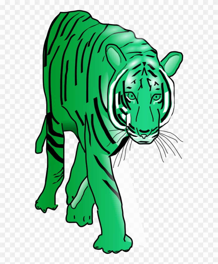 bengal-tiger # 5175552