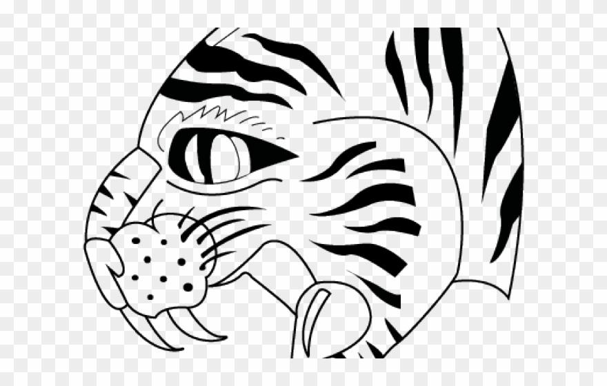 tiger # 4884621