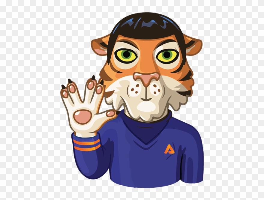 tiger # 4884388