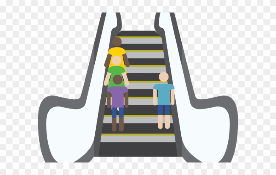 escalator # 5177159