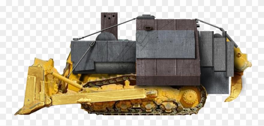 bulldozer # 5283862