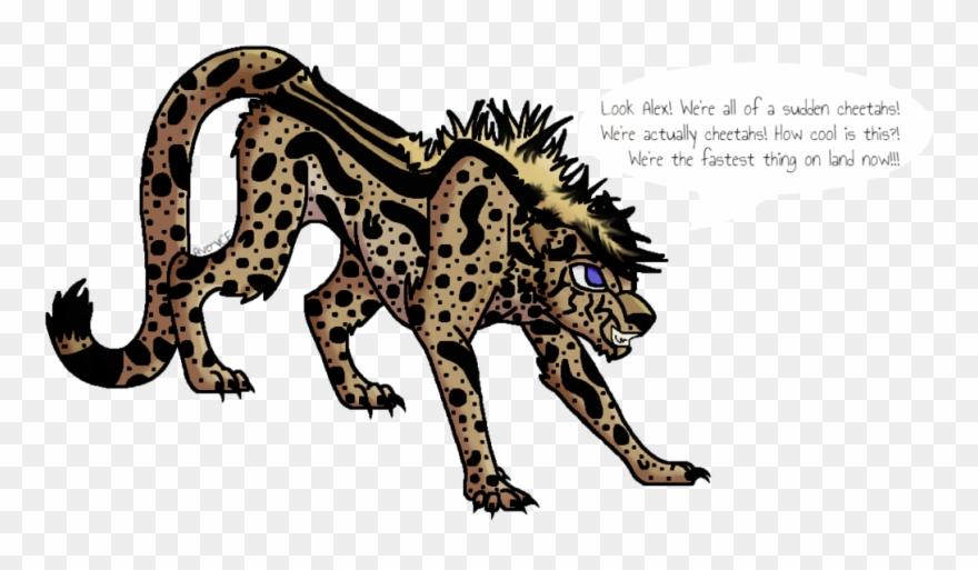 cheetah # 5087032