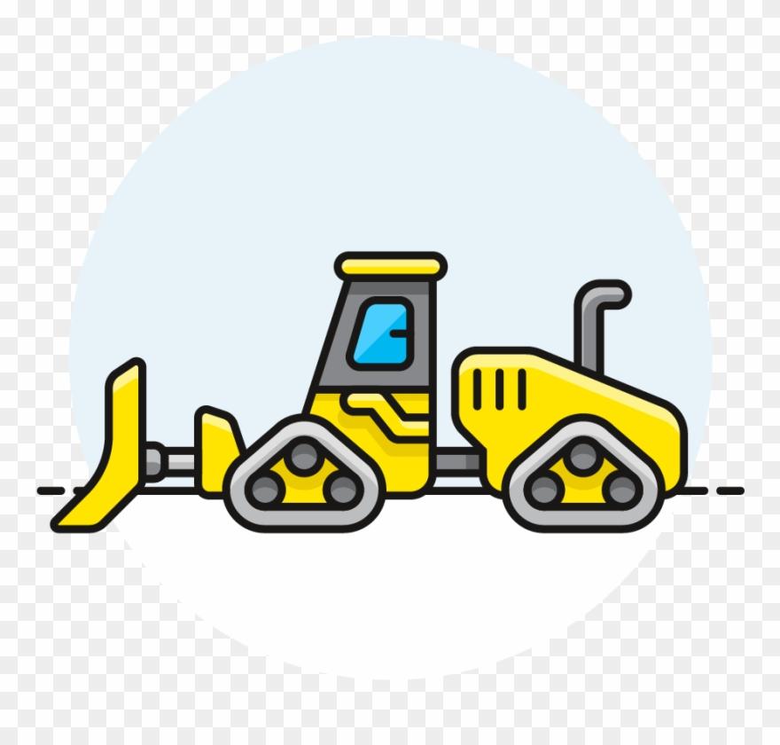 bulldozer # 5081432