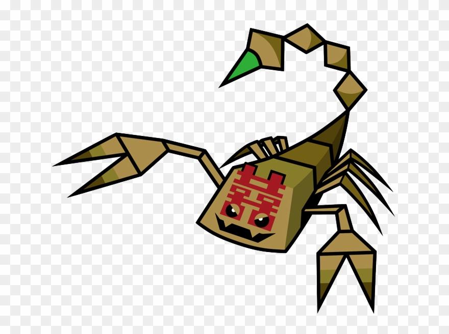 scorpion # 5071740