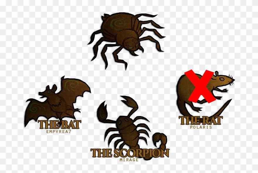 scorpion # 5093648