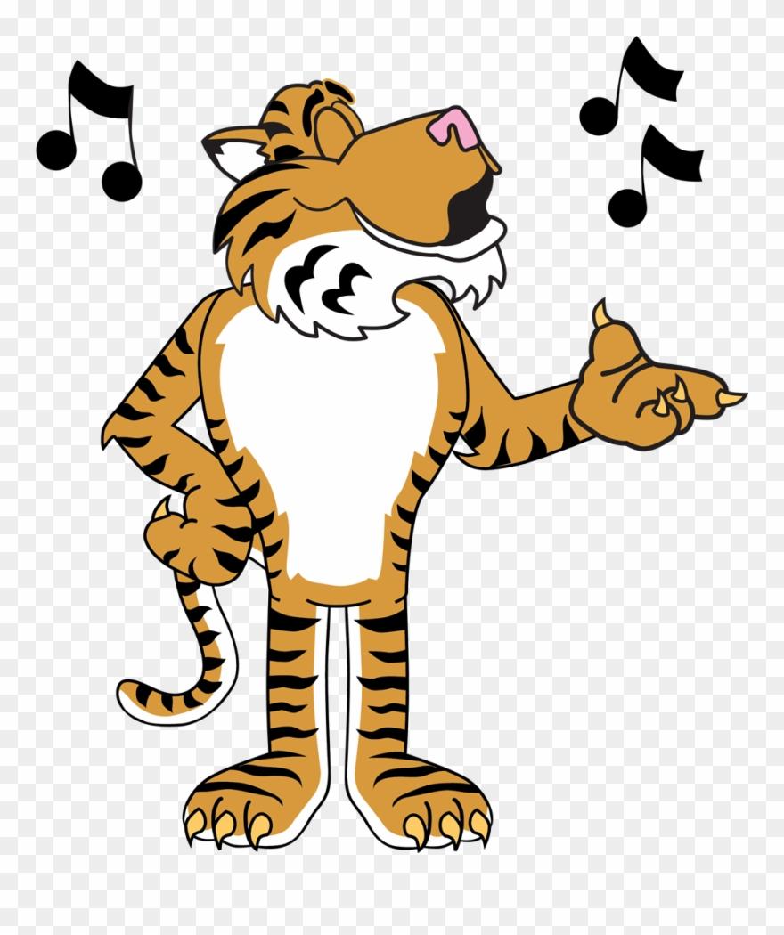 tiger # 4847374