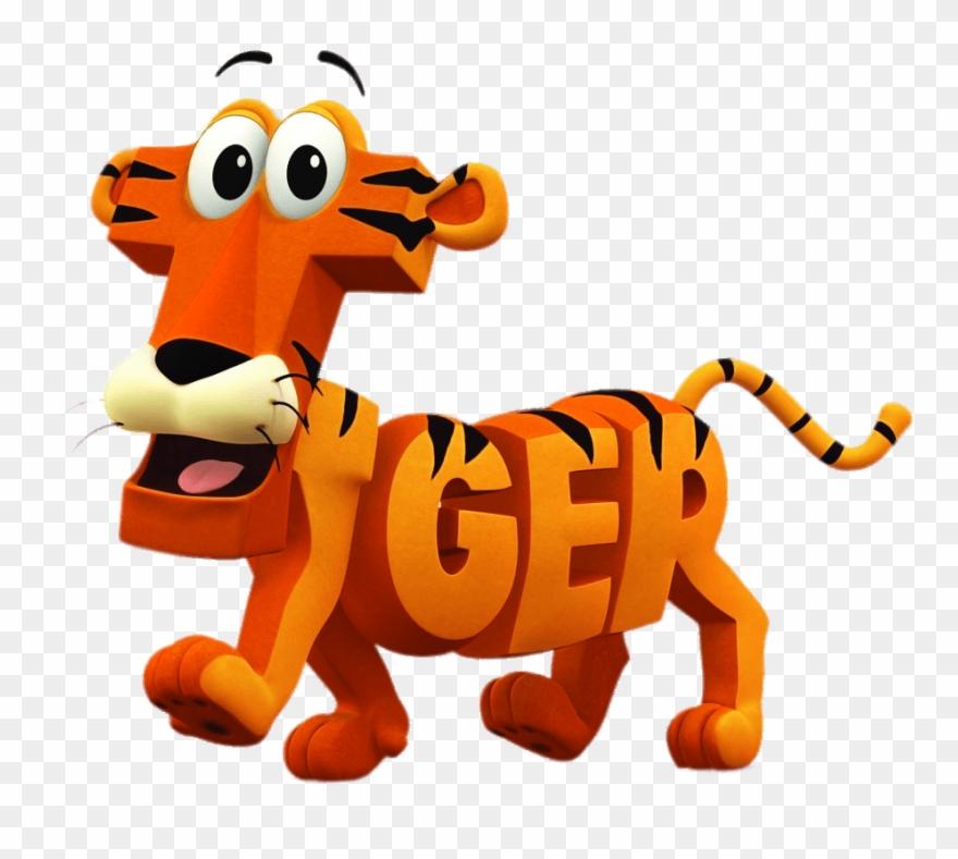 tiger # 4847037