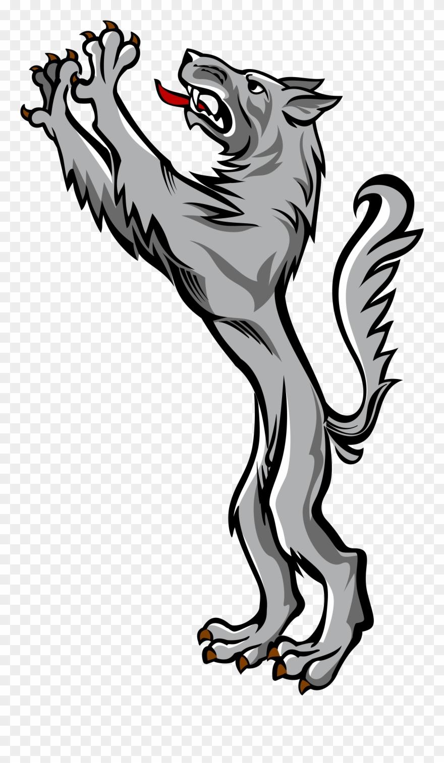 wolf # 4855905