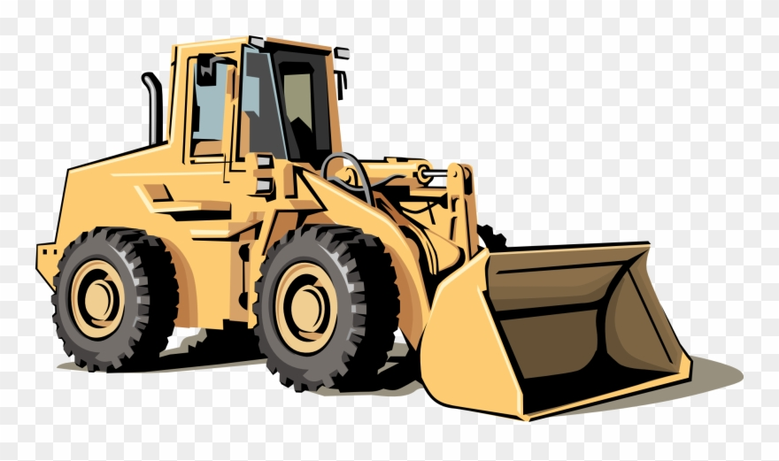 bulldozer # 4856249