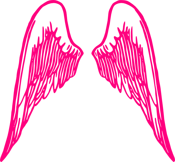 Transparent,Angel,Wings,Clipart,Png,Download
