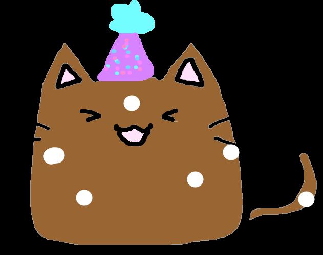 Cat,Bob,Happy,Pusheen,Clipart