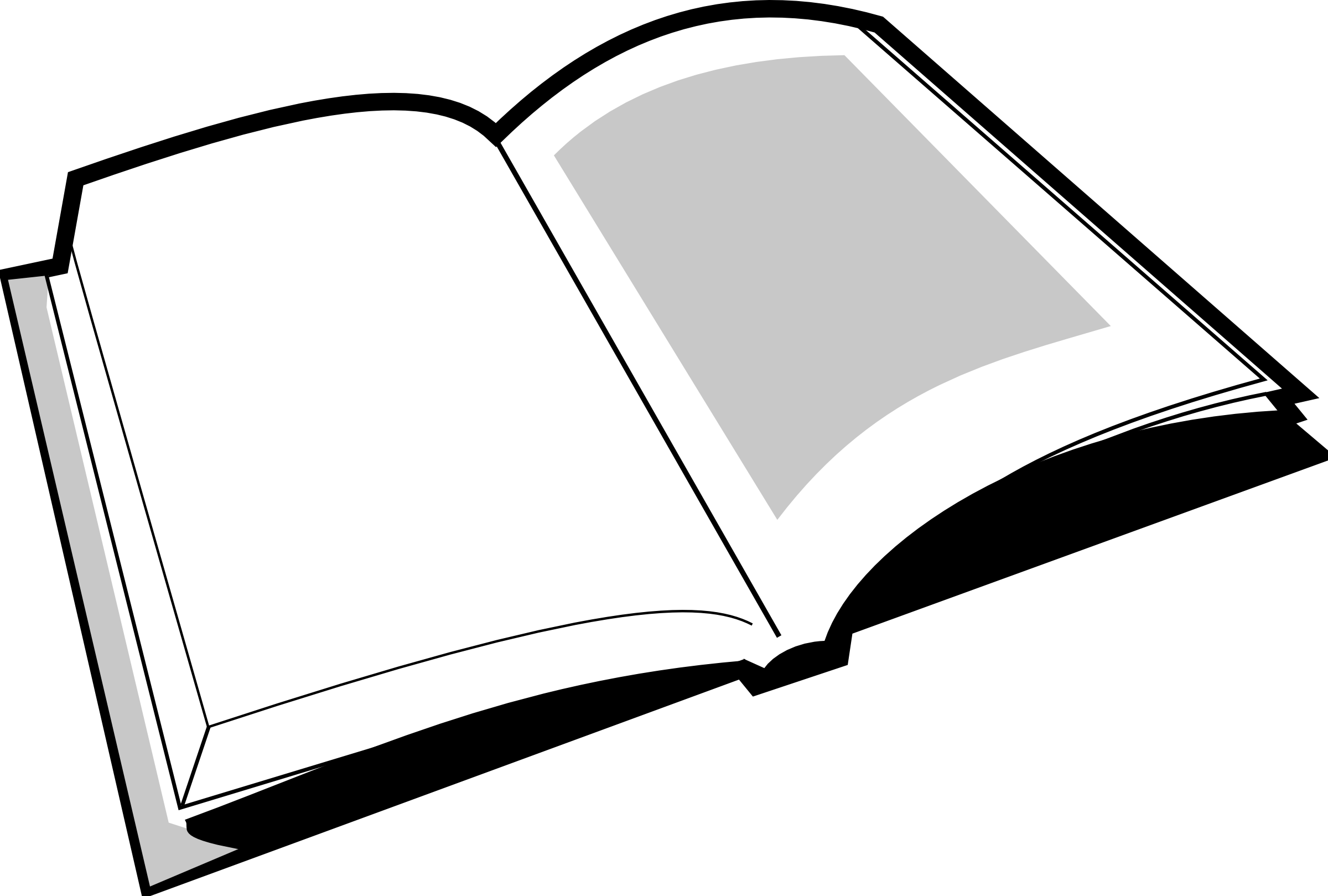 Book Black And White Free Open Book Clipart 4835830 Free